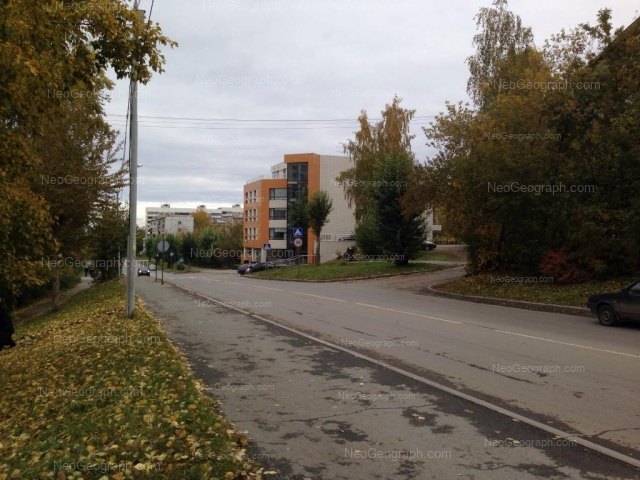 Адрес(а) на фотографии: Заводская улица, 45Д, Екатеринбург