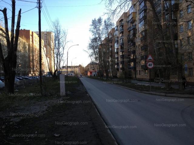 Адрес(а) на фотографии: Боровая улица, 21, 24, 28, 29, Екатеринбург