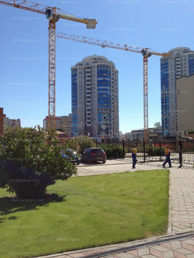 Адрес(а) на фотографии: улица Вайнера, 40, Екатеринбург