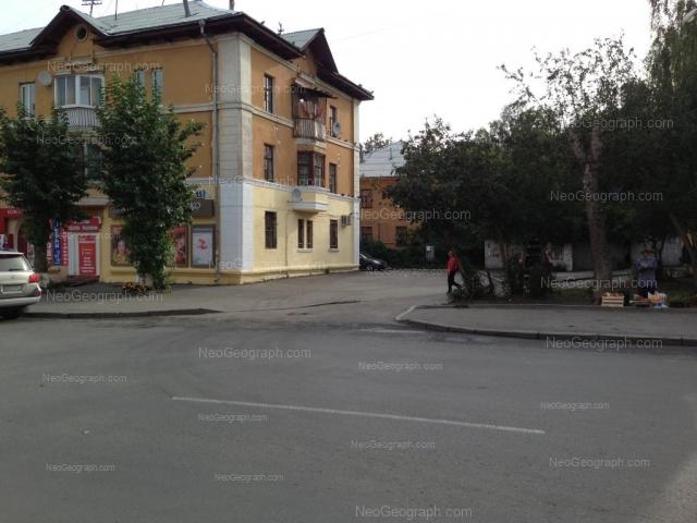 Адрес(а) на фотографии: Заводская улица, 15 к5, 15/7, Екатеринбург