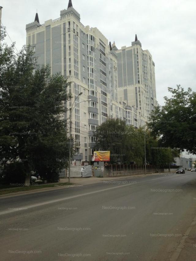 Адрес(а) на фотографии: Селькоровская улица, 30а, Екатеринбург