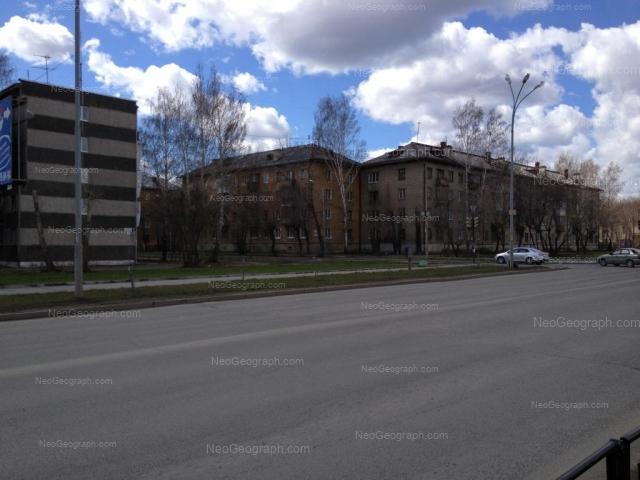 Адрес(а) на фотографии: Сортировочная улица, 18, 21, 23, Екатеринбург