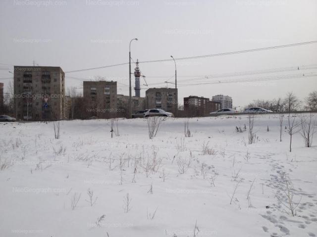 Адрес(а) на фотографии: Асбестовский переулок, 2/1, 3/2, Екатеринбург