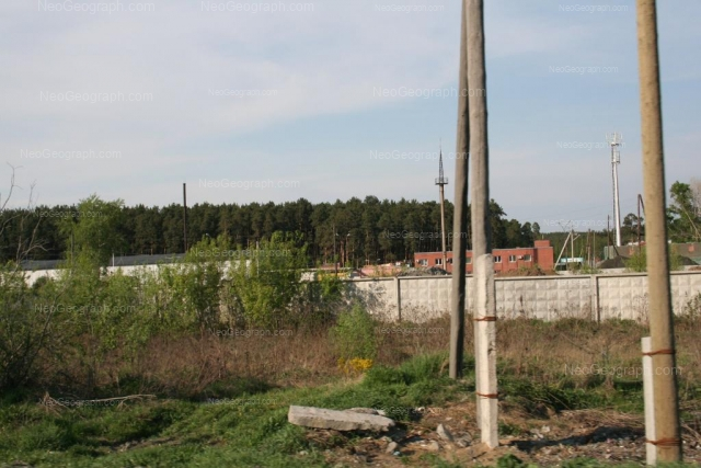 Address(es) on photo: Moskovskiy trakt, 20, Yekaterinburg