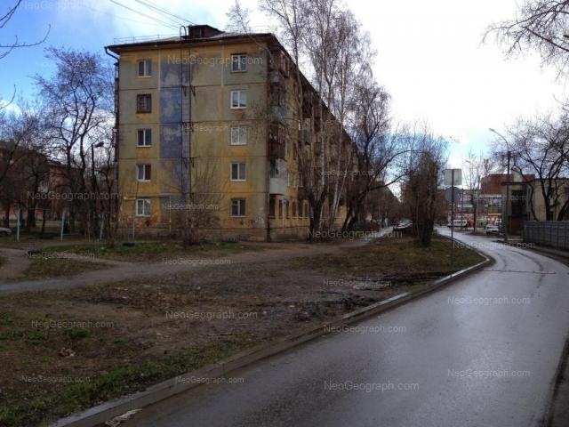 Адрес(а) на фотографии: Техническая улица, 39, 43, Екатеринбург
