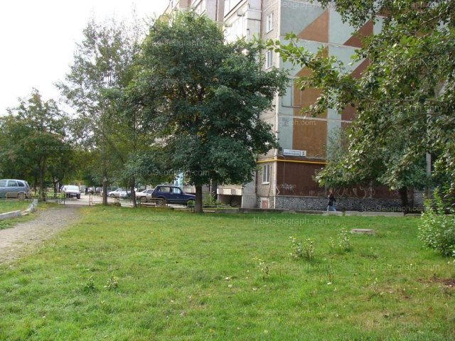 Address(es) on photo: Denisova-Uralskogo boulevard, 5, Yekaterinburg
