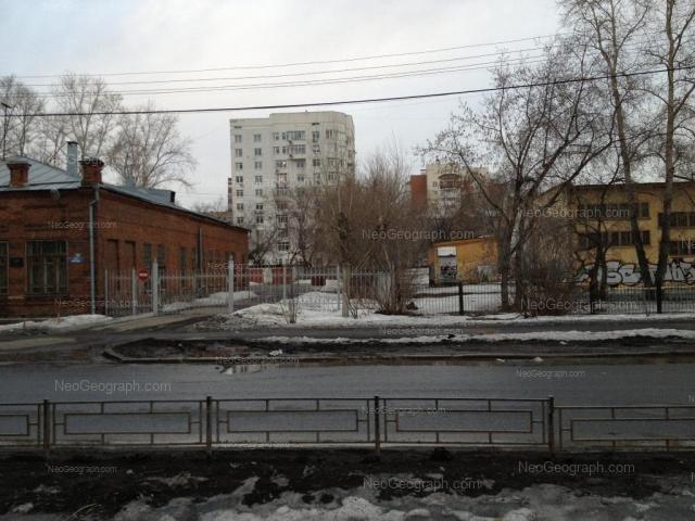Адрес(а) на фотографии: улица Бажова, 137, 139, Екатеринбург
