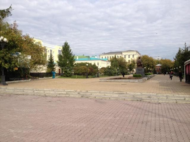 Адрес(а) на фотографии: Почтовый переулок, 7, Екатеринбург
