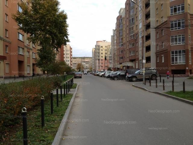 Адрес(а) на фотографии: улица Татищева, 80, 88, 92, Екатеринбург