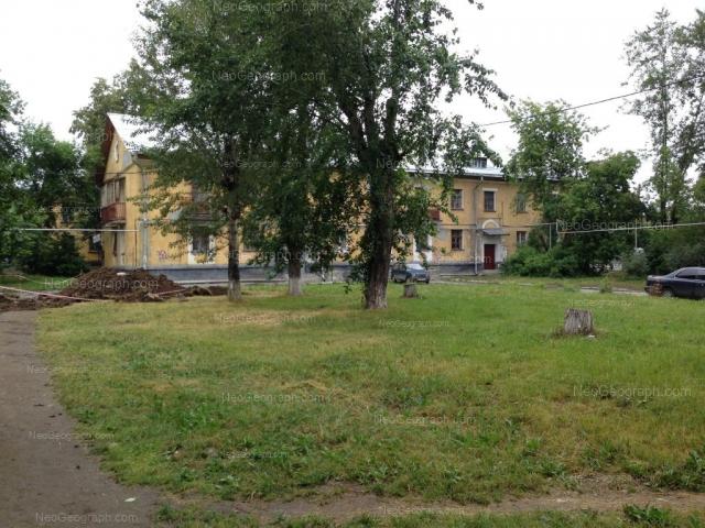 Адрес(а) на фотографии: улица Калинина, 74, Екатеринбург