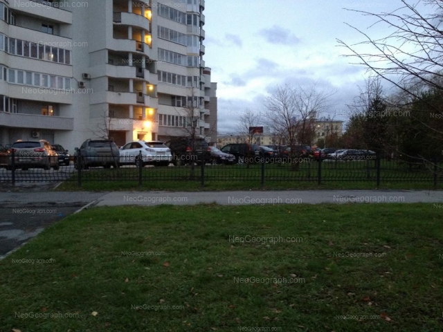 Адрес(а) на фотографии: Московская улица, 2, Екатеринбург