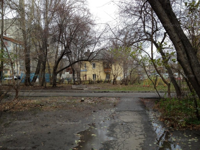 Адрес(а) на фотографии: улица Отто Шмидта, 76б, Екатеринбург