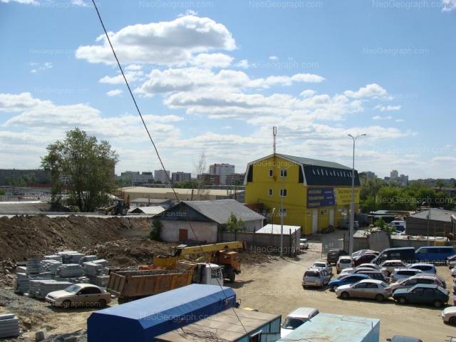 Address(es) on photo: Veterinarnaya street, 8, Yekaterinburg