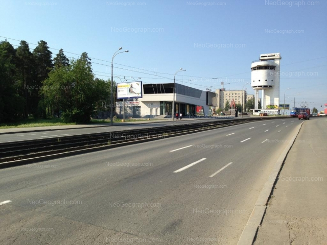 Адрес(а) на фотографии: Донбасская улица, 4, Екатеринбург