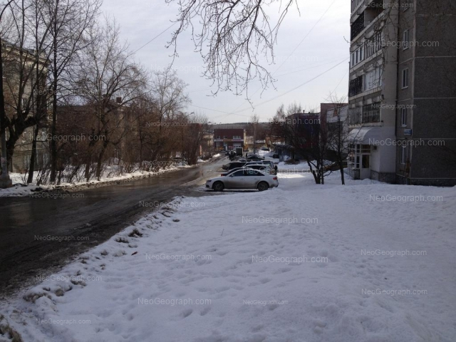 Адрес(а) на фотографии: Студенческая улица, 35, 48, Екатеринбург