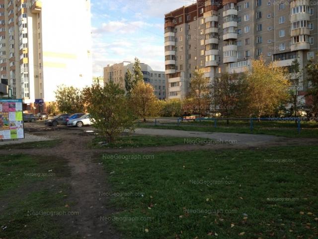 Адрес(а) на фотографии: улица Академика Шварца, 12 к1, 14, 14Г, Екатеринбург