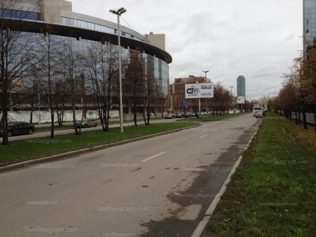 Адрес(а) на фотографии: улица Бориса Ельцина, 5, Екатеринбург