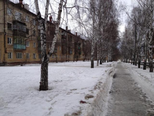 Address(es) on photo: Manevrovaya street, 17, 19, Yekaterinburg
