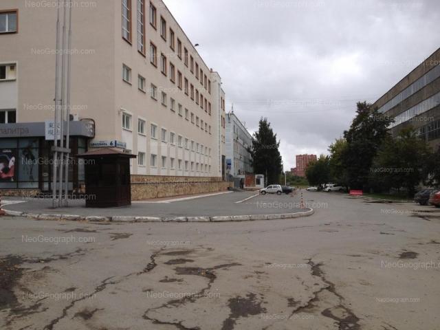 Адрес(а) на фотографии: улица Цвиллинга, 4, 6, 7, Екатеринбург