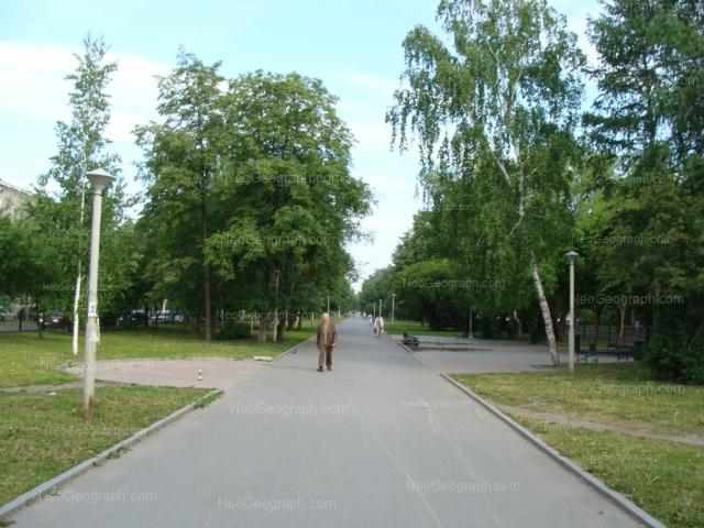 Адрес(а) на фотографии: Посадская улица, 48, Екатеринбург