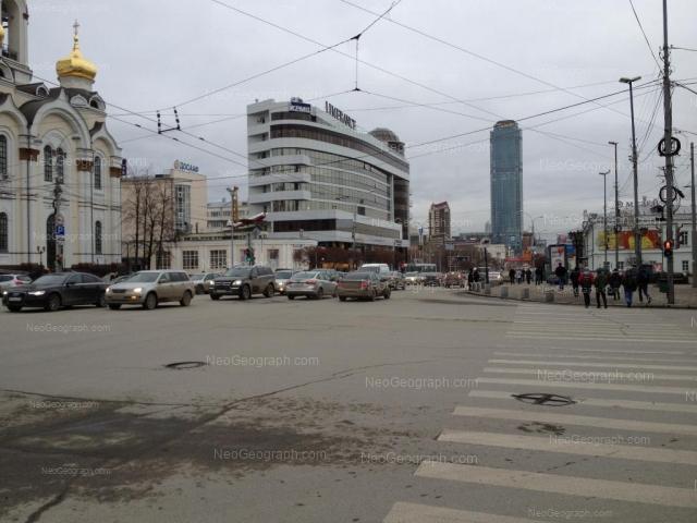 Адрес(а) на фотографии: улица Малышева, 31д, 46, Екатеринбург