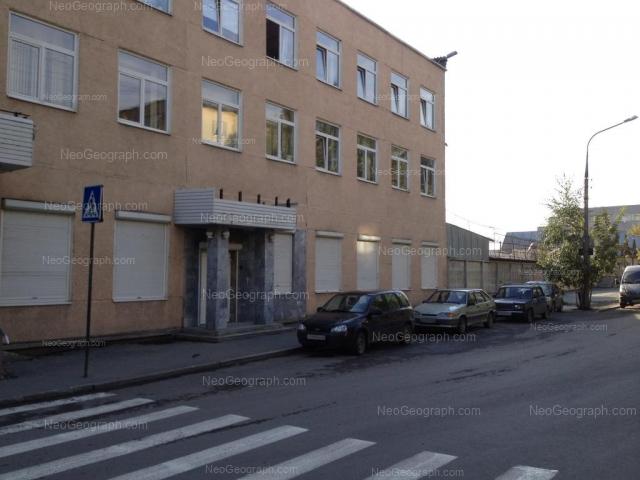 Адрес(а) на фотографии: Студенческая улица, 49, 49А, Екатеринбург