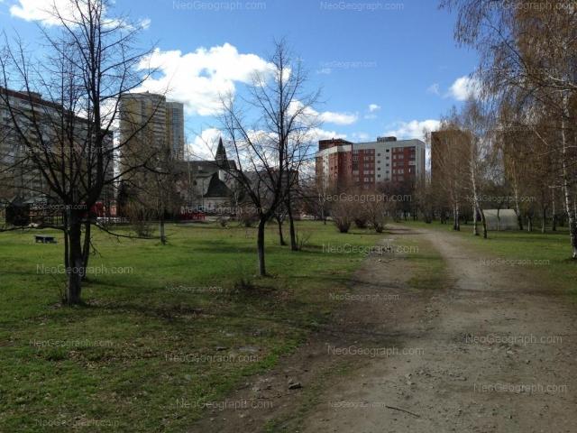 Адрес(а) на фотографии: Техническая улица, 12, 14к2, 18, 20, Екатеринбург