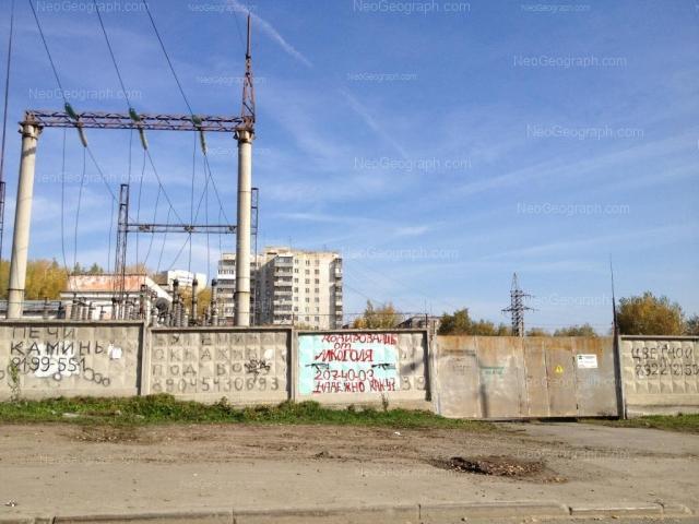 Address(es) on photo: Pokhodnaya street, 70, 72, Yekaterinburg