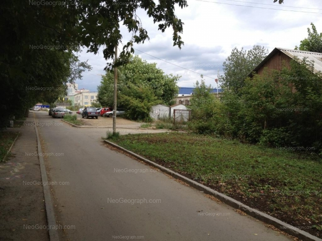Address(es) on photo: Tsvilinga street, 7, 7Э, Yekaterinburg