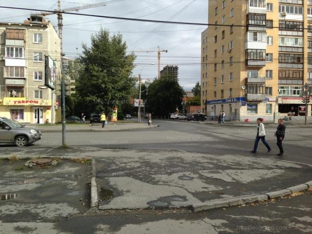 Адрес(а) на фотографии: улица Крауля, 6, Екатеринбург