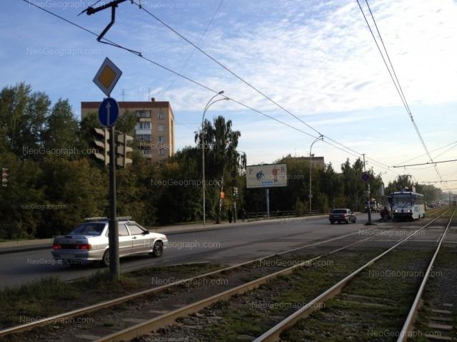 Адрес(а) на фотографии: улица Блюхера, 69, 71/1, 73, Екатеринбург