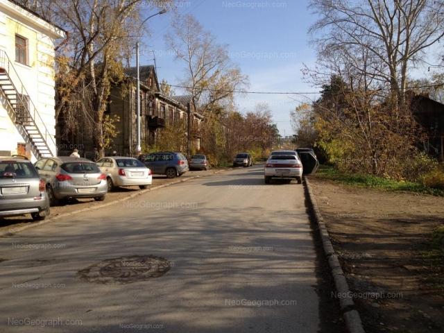Адрес(а) на фотографии: Газовый переулок, 2, Екатеринбург