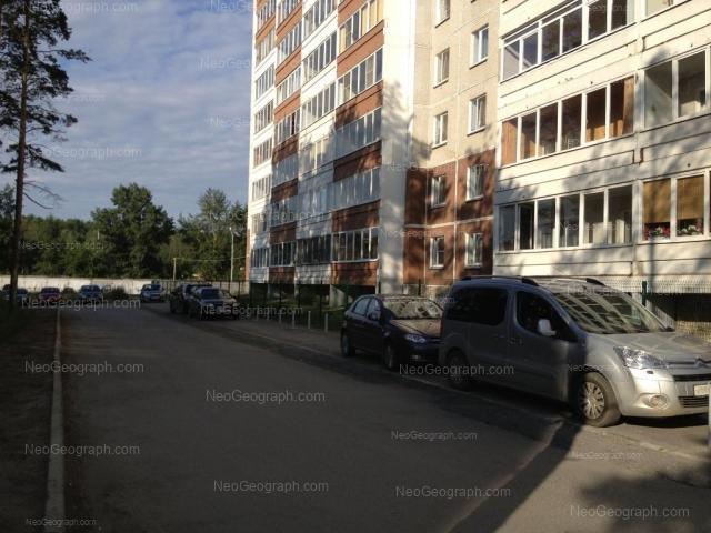 Адрес(а) на фотографии: улица Начдива Онуфриева, 8, Екатеринбург