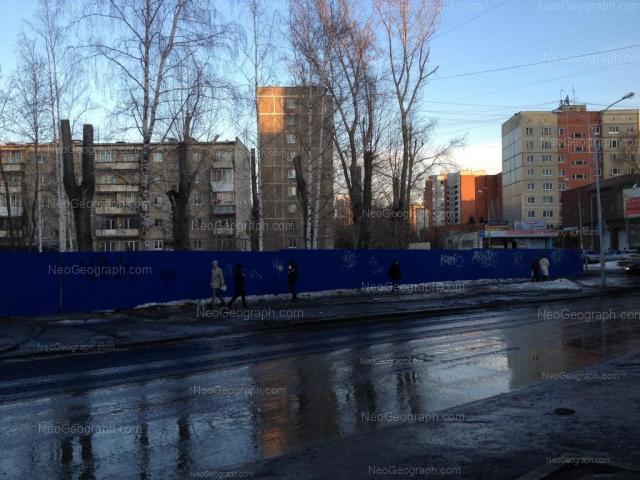 Адрес(а) на фотографии: Июльская улица, 39 к2, 45, Екатеринбург