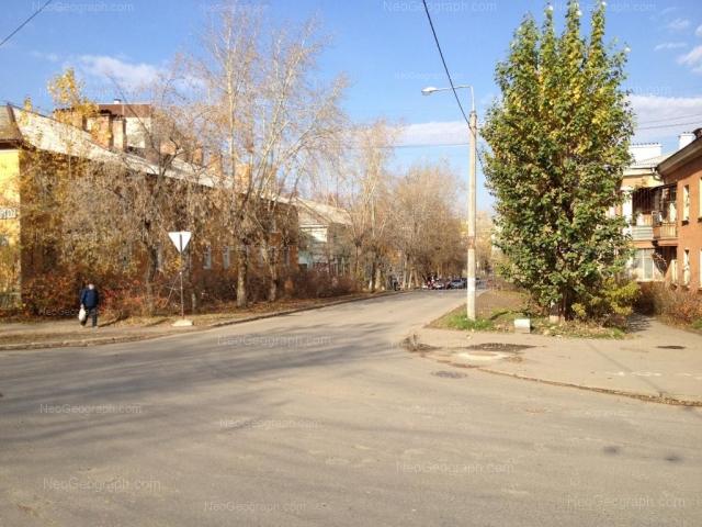 Address(es) on photo: Mnogostanochnikov lane, 11, 12, 13, 14, Yekaterinburg