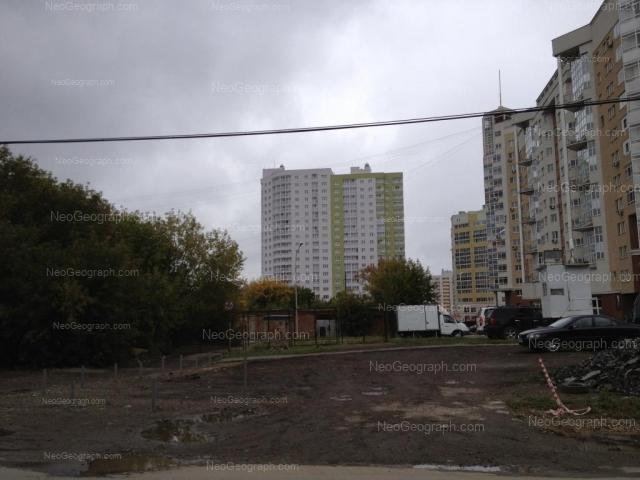 Адрес(а) на фотографии: улица Сурикова, 53, Екатеринбург