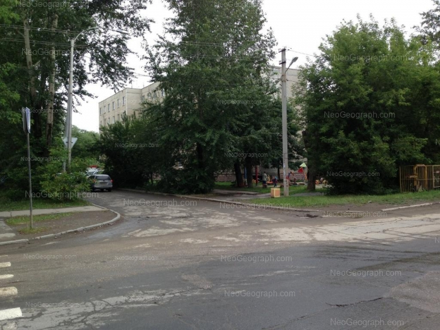 Адрес(а) на фотографии: улица Народного Фронта, 87, Екатеринбург