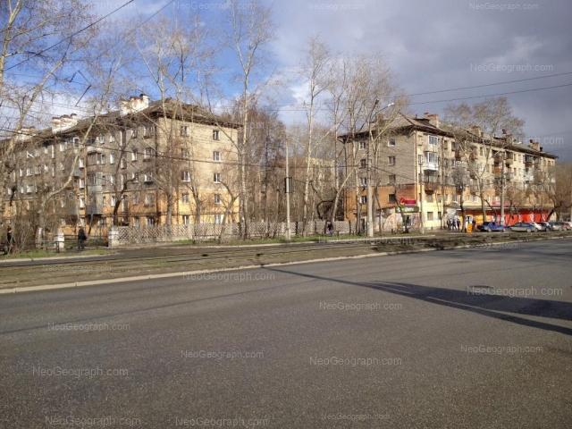 Адрес(а) на фотографии: Техническая улица, 38а, 42, 44, Екатеринбург