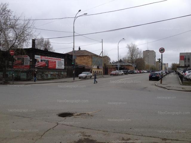 Адрес(а) на фотографии: улица Степана Разина, 16, 19, 21А, 23, 29, Екатеринбург
