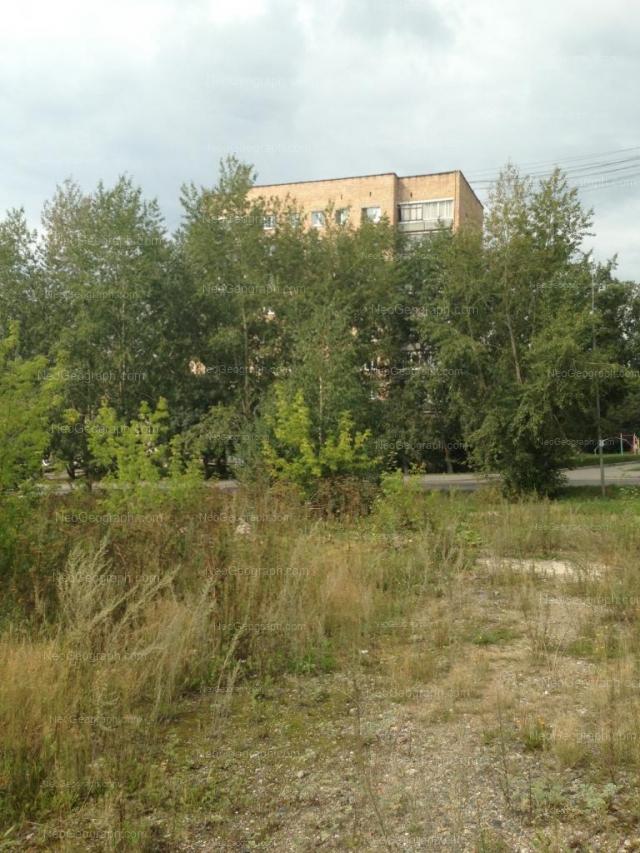 Address(es) on photo: Selkorovskaya street, 74, Yekaterinburg