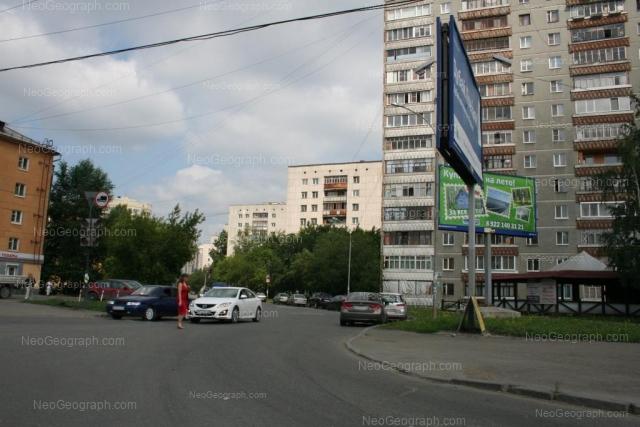 Адрес(а) на фотографии: проспект Космонавтов, 78Б, 80, 80 к2, 80 к6, Екатеринбург