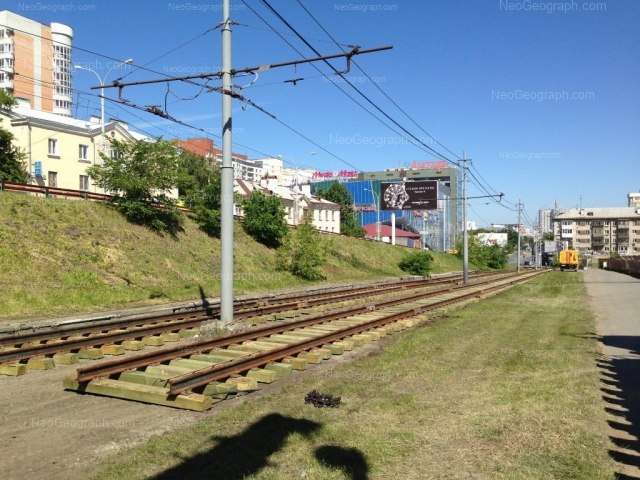 Адрес(а) на фотографии: улица Малышева, 4Б, 5, 6, 7, Екатеринбург