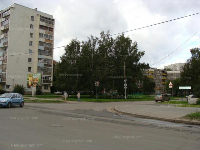 Адрес(а) на фотографии: улица Шаумяна, 84, Екатеринбург