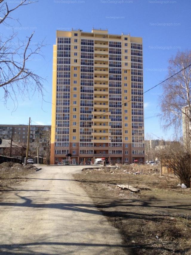 Адрес(а) на фотографии: улица Софьи Перовской, 103, 106, Екатеринбург