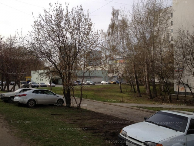 Адрес(а) на фотографии: Посадская улица, 28/3, 28а/1, Екатеринбург