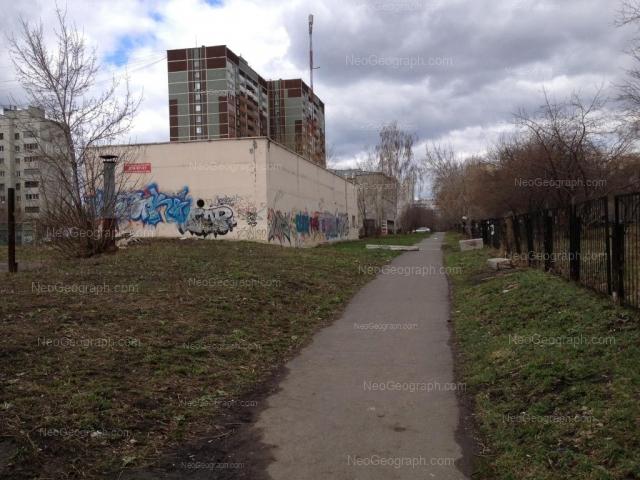Адрес(а) на фотографии: улица Бебеля, 120, 126, Екатеринбург