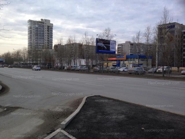 Адрес(а) на фотографии: улица Ткачей, 12, 14, 14а, 16а, Екатеринбург