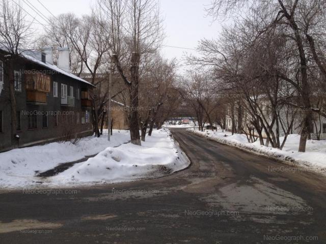 Address(es) on photo: Sovetskaya street, 1Б, 2А, 2Б, Yekaterinburg