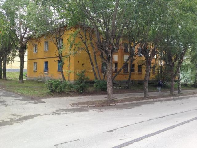 Address(es) on photo: Entusiastov street, 28, 30, Yekaterinburg