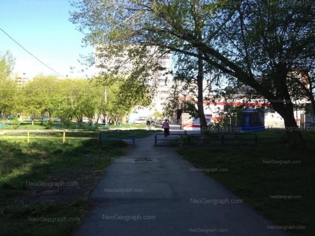 Адрес(а) на фотографии: улица Чкалова, 117, Екатеринбург